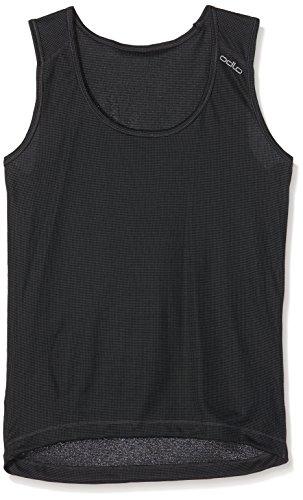 Odlo - Camiseta interior para mujer, tamaño S negro