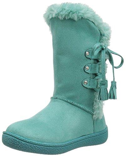 Western Chief Girls Fashion Boot, Avianna Blue, 13 M US Little (Girls Blue Boots)