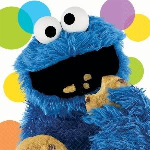 Toy / (Cookie Monster Party Supplies)