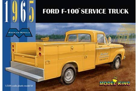 Moebius Models 1965 Ford F-100 Service Truck