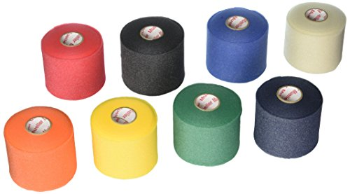 Pre Wrap Tape (Mueller Rainbow Pack of Sports Pre-Wrap (8 colors!),30 Yards,Primary)