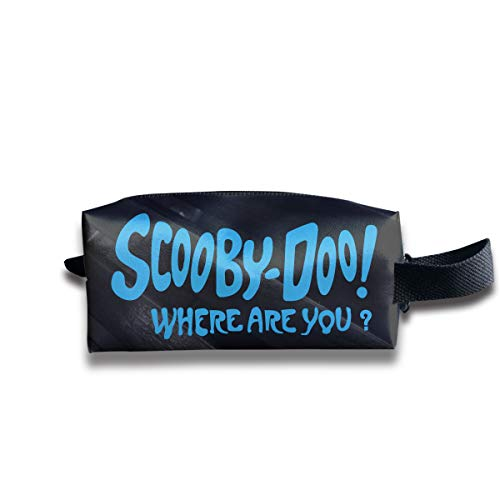 (Scooby Doo Where Are You Women Wallet Ladies Zip Around Clutch Purse With Wristlet)