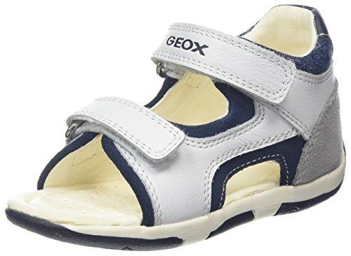 Tapuz Bebé Blanco Geox Sandalias C Sandal para Punta B Niños Descubierta De wq7qEnB6C