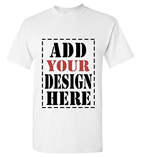 DESIGN YOUR SHIRT Customized T Shirt product image