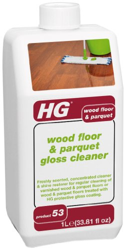 how to clean varnished wood floors