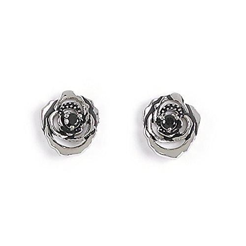 Jody Coyote Earrings Florette Collection FLO-0115-01 rose stud
