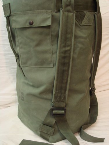 Official US Military Army Navy Surplus Duffle Duffel Bag 30ad5f9778c