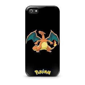 Cool Charizard Lizardon Flame Pokemon - Funda Carcasa para Apple iPhone 4 / iPhone 4SAmplifier Marshall