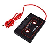 Car Cassette to Aux Adapter Cable Cord 3.5 mm