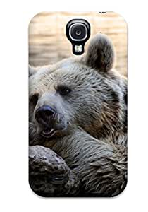Durable Bear Back Case/cover For Galaxy S4