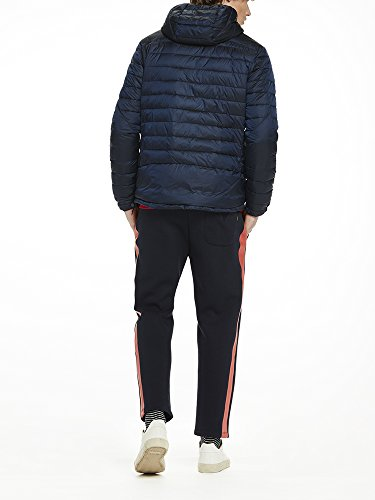 Puffer night amp; 0002 Soda Giacca Blu Jacket Scotch Basic Uomo tAvqww8d