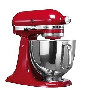 Kitchenaid Küchenmaschine Artisan Rot 5Ksm150Pseer 2021
