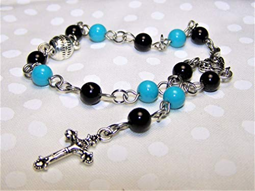 Panthers Auto Rosary -