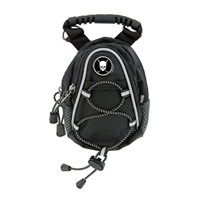 CMC Golf Skull with Crossed Clubs Mini Day Pack