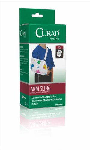 Medline Curad Toddler Shoulder Pediatric