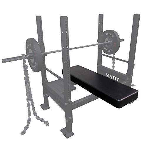 Titan Hefty Thick Bench Pad by Titan Fitness