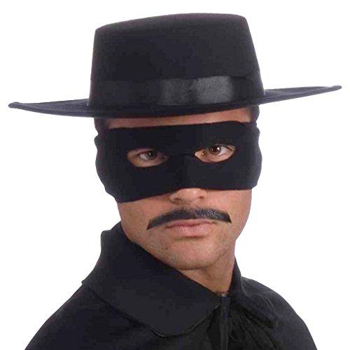 Deluxe Adult Zorro Costumes (Adult Deluxe Spanish Hat - Zorro - Swordsman)