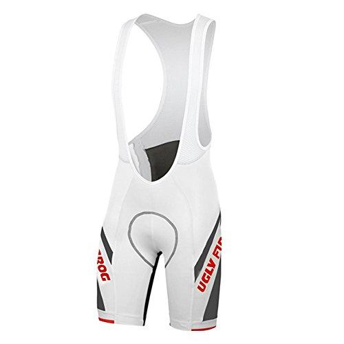 Uglyfrog 2016 New Men's Cycling Bib Shorts with Gel Pad Summer Style Bike Sports Wear Clothes BDK18