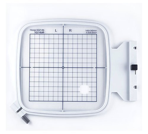 Janome SQ14B 5.5 x 5.5 Embroidery Hoop fits MC500E, 400E and More!