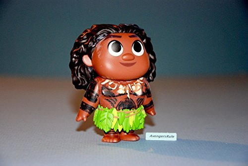 gg Moana Series 1 Mystery Minis Vinyl Figures Maui Normal