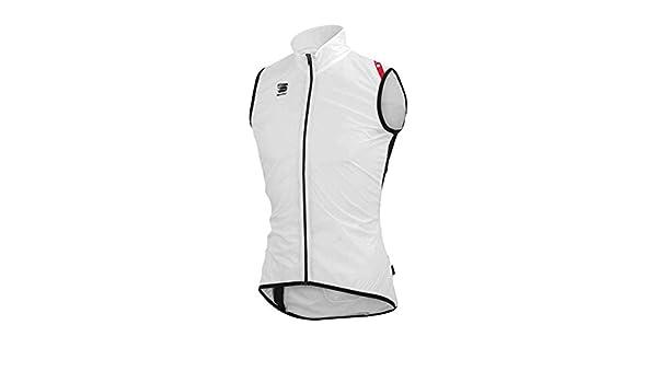 Chaleco Sportful Hot Pack 5 Blanco-Negro 2016: Amazon.es: Deportes y aire libre