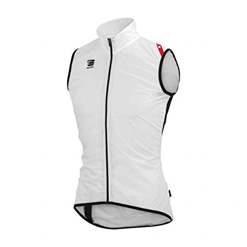 Sportful Hot Pack 5 Vest - Men's White/Black, L from Sportful