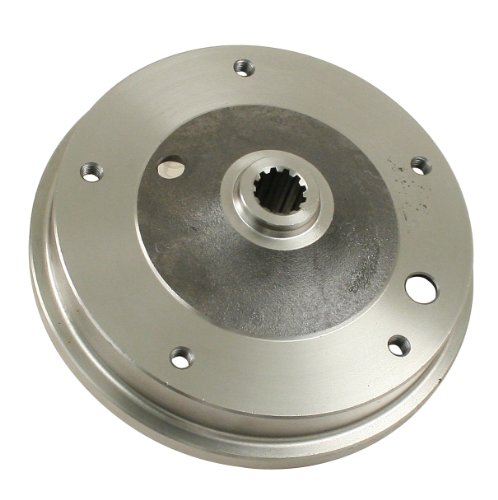 Rear Drum Brakes 5 Lug - 1