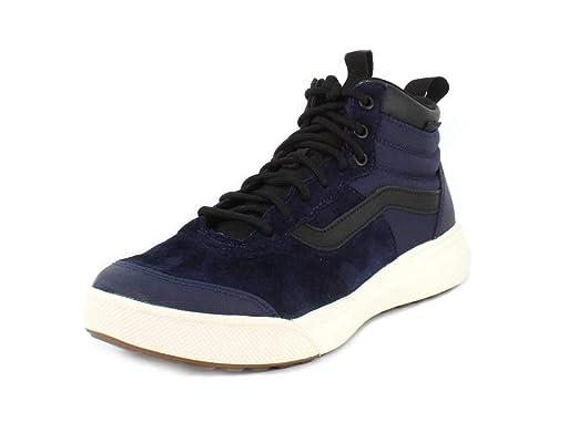 Ultrarange Hi Vans Et Bleu Hommes BasketVêtements Mte TFlc31JK