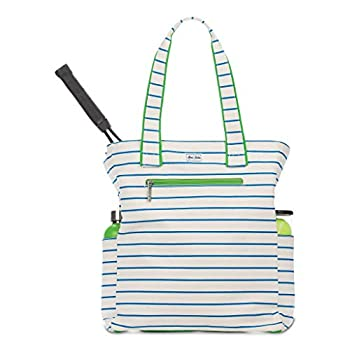 Ame & Lulu Emerson Tennis Tote Equipment Bags