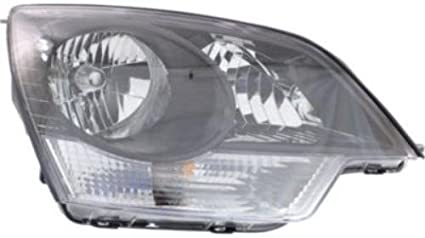 OE Replacement Headlight Assembly CHEVROLET CAPTIVA Partslink Number GM2503437