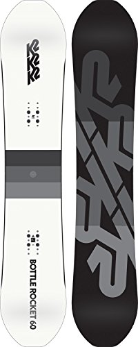 K2 Bottle Rocket Snowboard - Men's 160cm K2 Twin Tip Snowboard