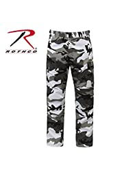 Rothco City Camo Long Length BDU Pants