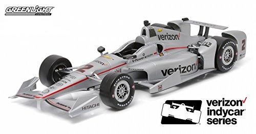 Juan Montoya Penske Racing #2 IndyCar 1:18th