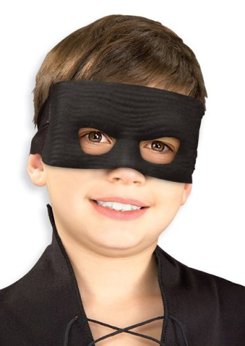 Rubie's Costume Co Zorro Eco. Mask Costume