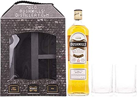 Bushmills Original Triple Distilled Irish Whiskey - 1000 ml