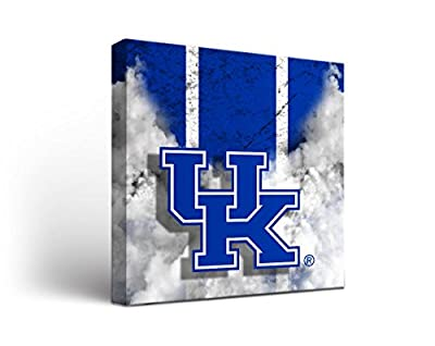 Kentucky Uk Wildcats Canvas Wall Art Vintage Design
