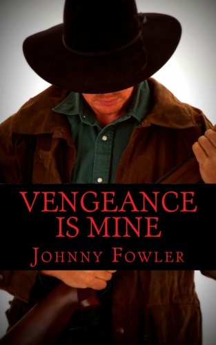 book cover of Vengeance Is Mine