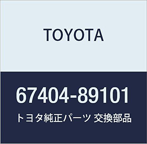 Toyota 67404-89101 Door Window Frame