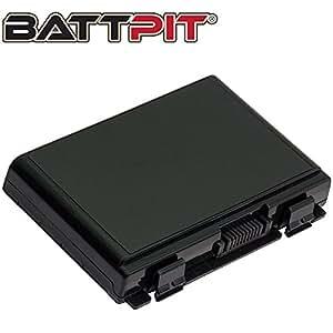 Battpit Recambio de Bateria para Ordenador Portátil Asus K50IN (4400mah / 48wh)
