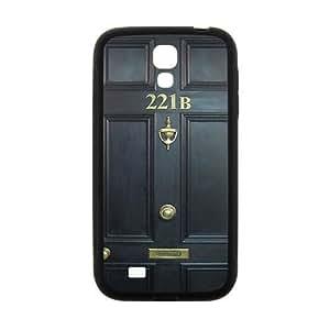 Cool painting sherlock Phone Case for Samsung Galaxy S4 WANGJING JINDA