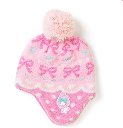 [Sanrio My Melody Kids knit hat From Japan New] (Cat In The Hat Costume Nz)