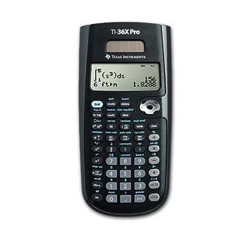 Amazon. Com: eai 560439 texas instruments ti-36x pro scientific.