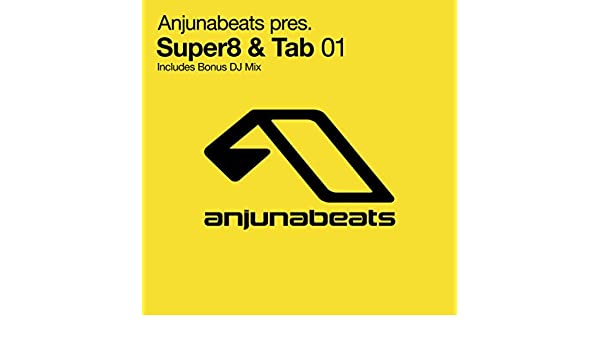 Anjunabeats pres. Super8 & Tab 01 (iTunes) de Super8 & Tab ...
