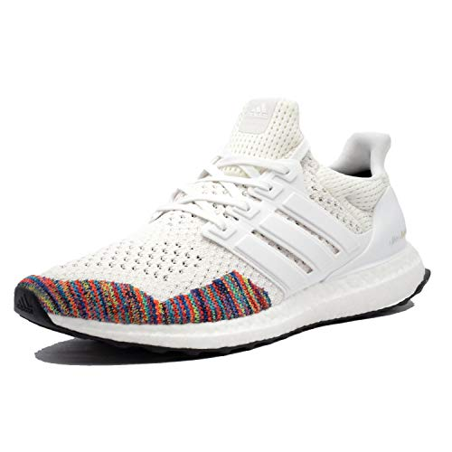 adidas Men's Ultraboost LTD White/Black BB7800 (Size: 6) by adidas (Image #1)