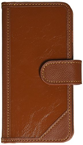 MyBat Wallet Case for Apple iPhone 6 Plus - Retail Packaging - Brown from MYBAT