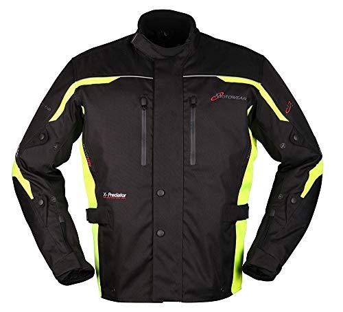 Motowear Motorradjacke P2 Textil – wasserdicht