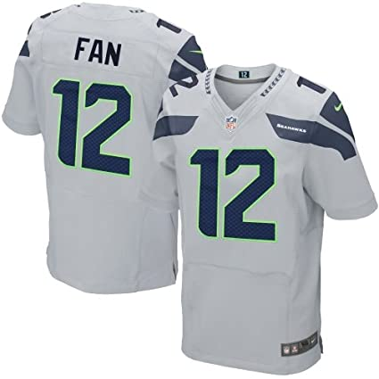 reputable site f81cd cbe18 Amazon.com : Nike NFL Seattle Seahawks Fan Men's Football ...