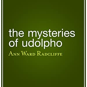 The Mysteries of Udolpho Hörbuch