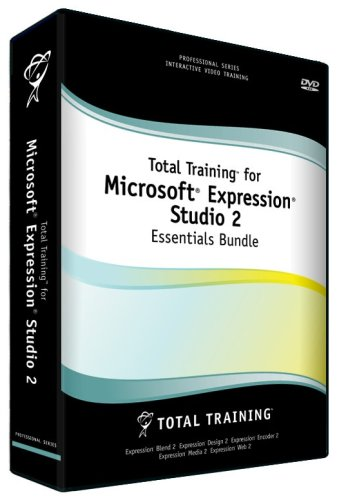 Total Training for Ms Expression Studio 2