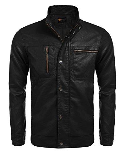 Best Leather Biker Jacket - 8
